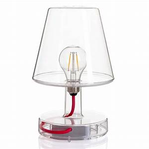 Lampe De Table Exterieur : transloetje lampe de table fatboy led en polycarbonate ~ Dailycaller-alerts.com Idées de Décoration
