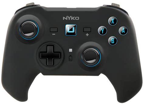 nyko procommander wireless controller  wii