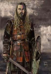 Rollo the Viking Paintings