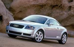 Used 2002 Audi Tt Pricing