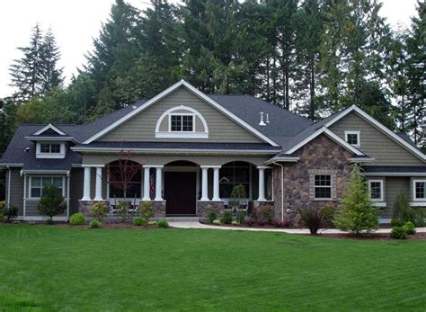 country craftsman house plans colonial country craftsman house plan 87646