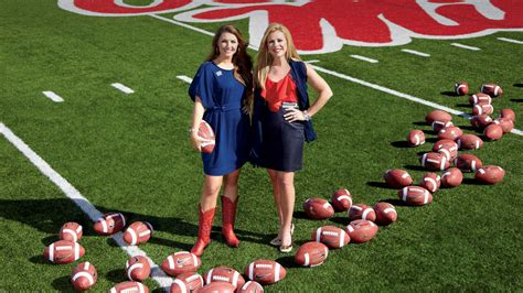 stylish game day clothes leigh anne  collins tuohy