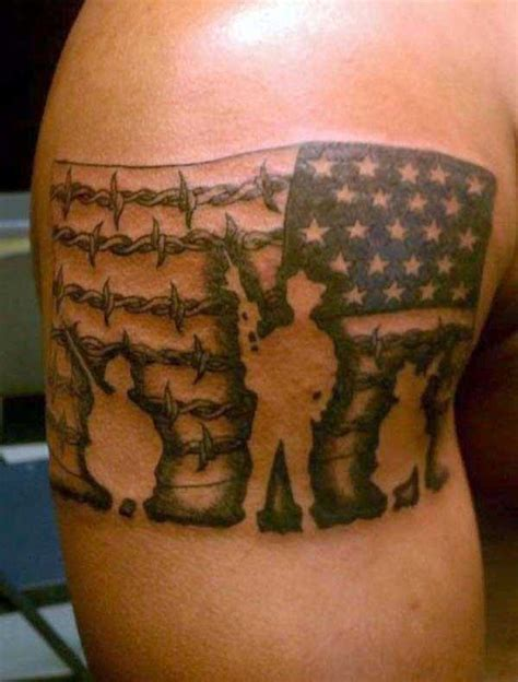 Badass Patriotic Tattoos | KLYKER.COM