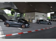 45 BMW M4 GTS SammelAbholung bei BMW Welt M Days