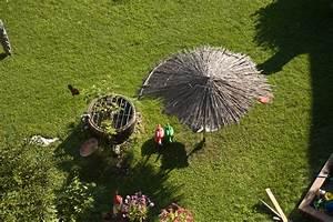 Garten Von Oben : garten von oben foto bild natur kreativ natur sonnenschirm bilder auf fotocommunity ~ Orissabook.com Haus und Dekorationen