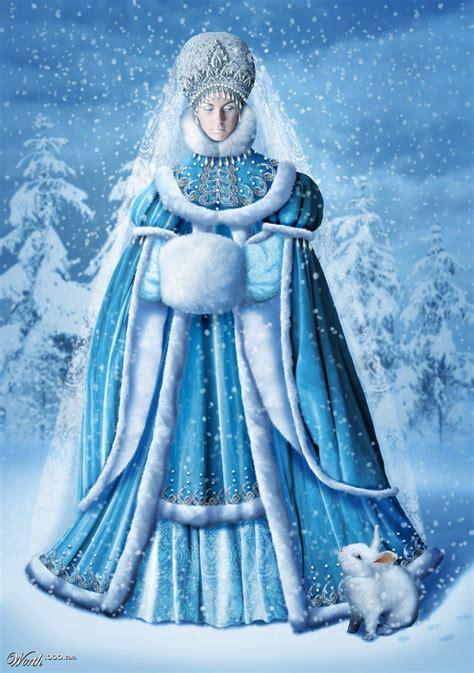 snow princess worth1000 contests сказочные герои snow snow и snow maiden