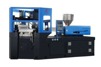 szcx  step  station injection blow molding machine  trade fair