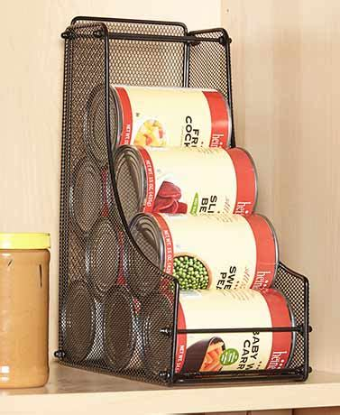 kitchen can organizer pantry can organizers ltd commodities 3310