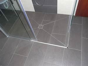 Duschtrennwand Bodengleiche Dusche : bodengleiche dusche 100x100 cm befliesbar f r ~ Michelbontemps.com Haus und Dekorationen
