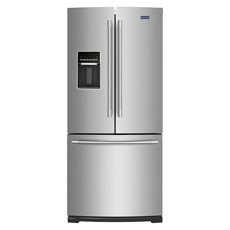 frigo distributeur d eau maytag frigo 224 portes fran 231 aises avec distributeur d eau