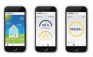 Autarkiegrad Berechnen : der gesamte energiespeicher auf dem smartphone varta storage app ~ Themetempest.com Abrechnung