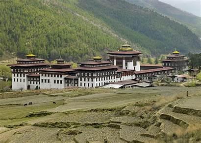 Bhutan Thimpu Palace Royal Thimphu Paro Highlights
