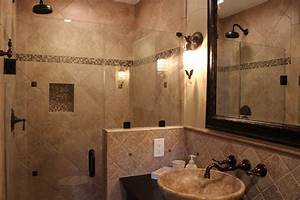 1950's Dallas Residence Remodel Bathrooms Traditional