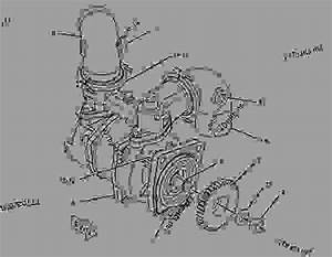 C15 Cat Belt Diagram