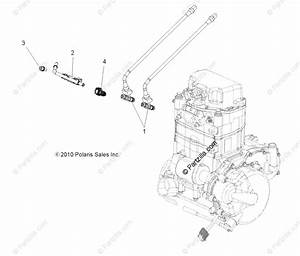 Polaris Atv 2014 Oem Parts Diagram For Engine  Fuel