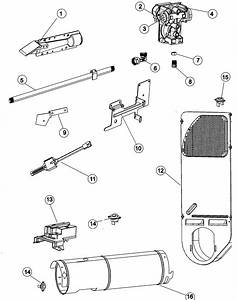 Gas Carrying Diagram  U0026 Parts List For Model Adg7000aww Admiral