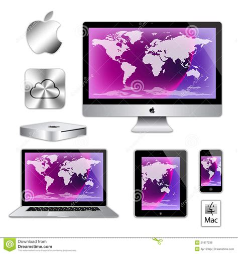 apple ordinateur de bureau ordinateurs de macbook d 39 d 39 iphone d 39 imac d 39 apple