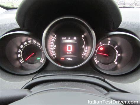 Fiat 500x Interni - test drive fiat 500x cross plus 2 0 multijet 140 cv 4x4 9