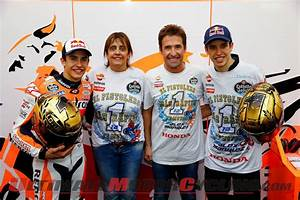 Marquez Brothers Make Motorcycle Grand Prix History