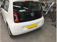 Gallery 2014 VW UP Colour Coded Rear Parking Sensor