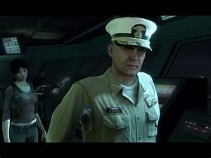 Crysis - Admiral Morrison by Half-dude on DeviantArt
