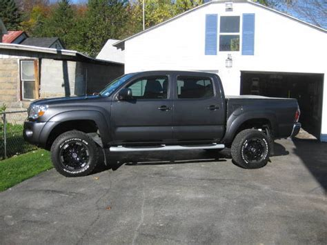 Bf Goodrich All Terrain Tires For Toyota Tacoma