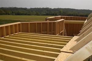 construction de votre charpente en bois a nantes With etancheite toit terrasse bois