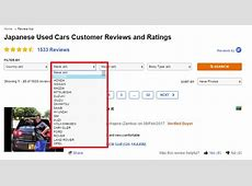 BE FORWARD Customer Reviews Why Did They Choose Their Cars?