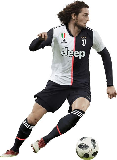 Adrien Rabiot football render - 55365 - FootyRenders