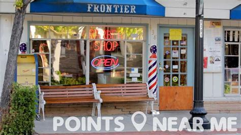 The quickest way to print and go, on your schedule and at convenient fedex office locations near you. BARBER SHOP NEAR ME - Points Near Me
