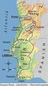 Fluss In Portugal : fl sse portugal karte ~ Frokenaadalensverden.com Haus und Dekorationen
