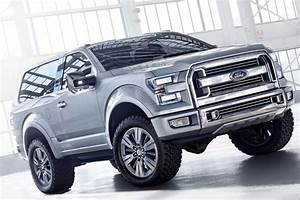 2017 Ford Bronco Raptor - Car Wallpaper