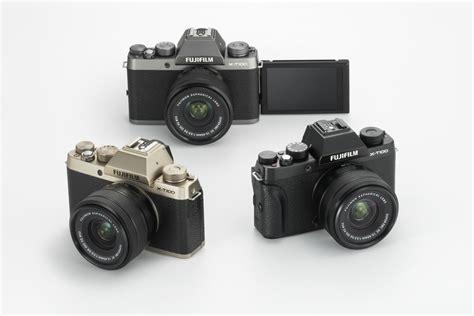 fujifilm announces    mirrorless camera