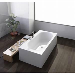 Badewanne Eckig Freistehend : einbau badewanne halb freistehend das beste aus wohndesign und m bel inspiration ~ Sanjose-hotels-ca.com Haus und Dekorationen