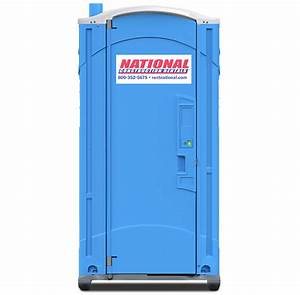 Portable toilet rental porta potties national rent a fence for Portable bathrooms for rent