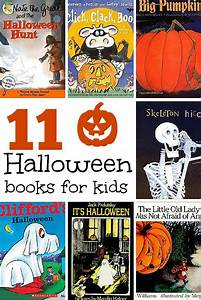 Eleven Halloween Books for Kids | Peace but Not Quiet
