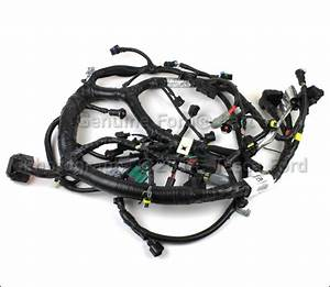 New Oem 6 0l V8 Engine Wire Harness Ford E350 Econoline