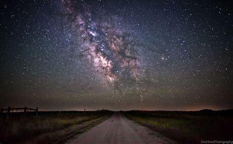 Wyoming Dirt Road Milky Way Photo Sunsurfer