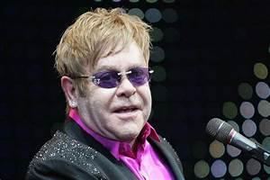 Elton John vows to end career in style  Elton