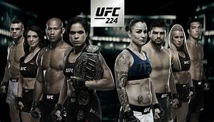 Watch UFC 224 Live Stream Online Full Game 2018 TV FRee
