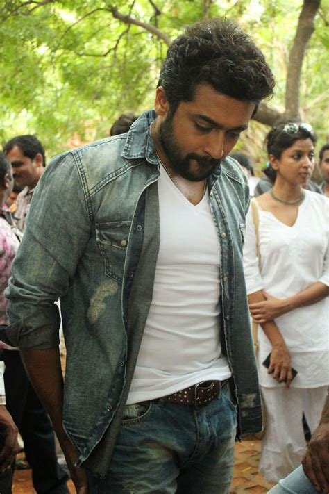 Surya  Lingusamy New Movie Test Shoot Stills  Actor