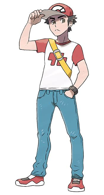 Pokemon Trainer Red Meme - trainer red pok 233 mon know your meme