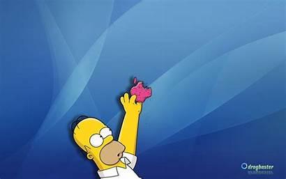 Sfondi Simpson Homer Dei Cartoni Wallpapers Desktop