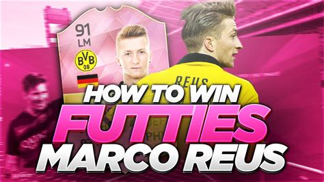Lets smash 800+ likes on this fifa 16 futties reus (91)! HOW TO WIN THE PINK REUS!!! | FIFA 16 Ultimate Team - YouTube
