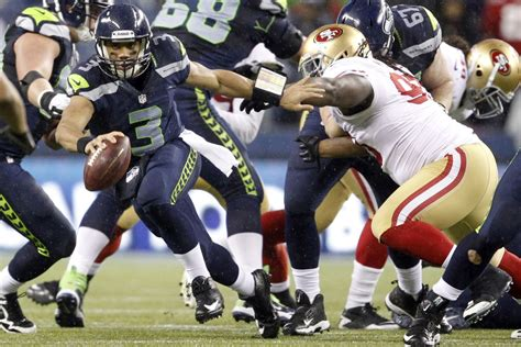 seahawks  ers  roster comparison