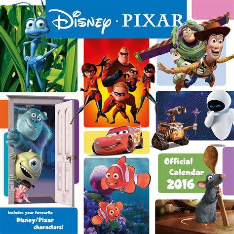 pixar calendrier 2016 acheter le sur europosters fr