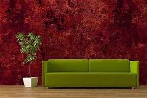 Welche Tapete Für Küche : rote tapeten f r k niglichen r umlichkeiten in ihr zuhause ~ Sanjose-hotels-ca.com Haus und Dekorationen