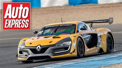 Ultimate Sports Car by Renaultsport Rs 01 Driving Renault S Ultimate Sports Car