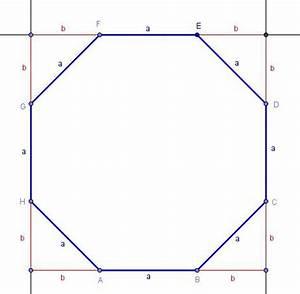 Achteck Berechnen : regelm iges achteck konstruktion ~ Themetempest.com Abrechnung
