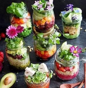 Einwecken Im Glas : snackideen im glas die leckersten rezepte to go pinterest bunter salat bunt und salat ~ Whattoseeinmadrid.com Haus und Dekorationen